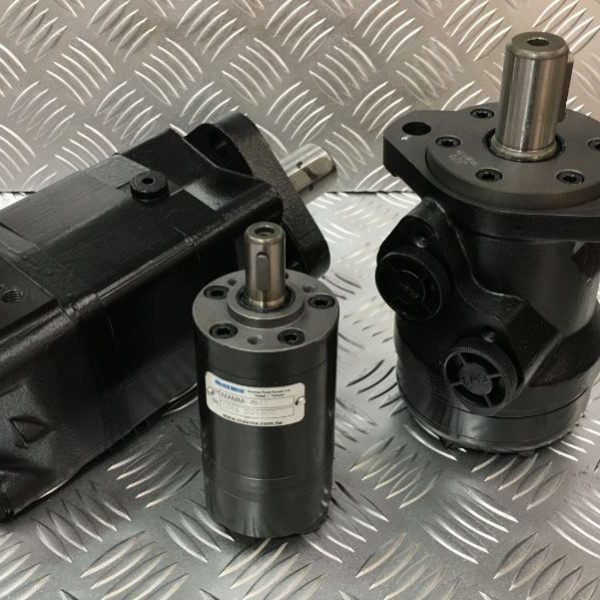 Hydraulic Pumps and Motor Repair
