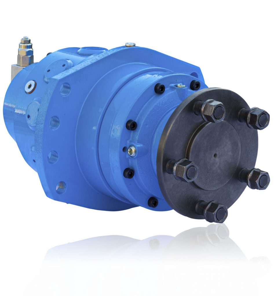 Italgroup hydraulic motors