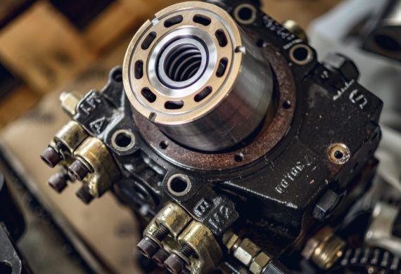 hydraulic motors - Dynamic Pumps