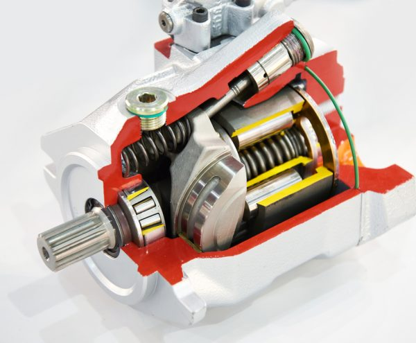 hydraulic pumps uk