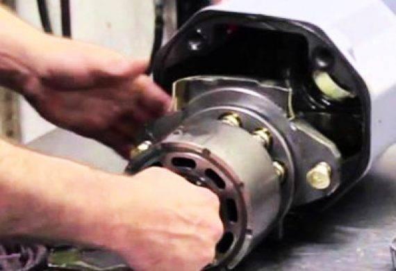 Hydraulic Pumps and Motor Repair